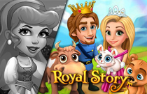 Download and play Cinderella StoryOnline