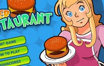 Download and play Burger RestaurantOnline