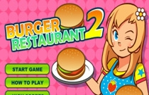 Download en speel Burger Restaurant 2Online