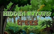 Download en speel Hidden Animals TreesOnline