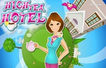 Download and play High Tea HotelOnline