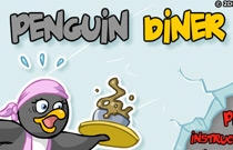 Download and play Penguin DinerOnline
