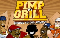 Download en speel Pimp My GrillOnline