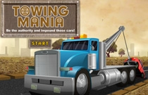 Download en speel Towing ManiaOnline
