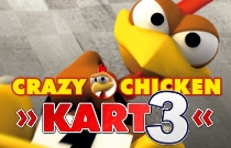 Download en speel Crazy Chicken Kart 3