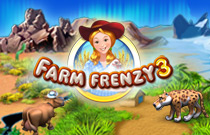 Download en speel Farm Frenzy 3Online