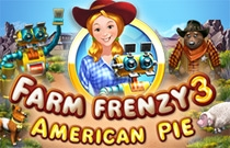 Download and play Farm Frenzy 3: American PieOnline