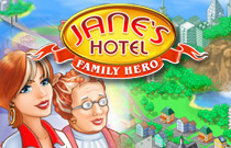 Download en speel Jane's Hotel: Family HeroOnline