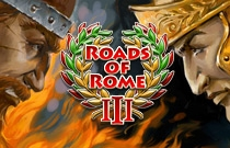 Download en speel Roads of Rome 3