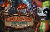 Download en speel Weird Park: Broken Tune Collector's Edition