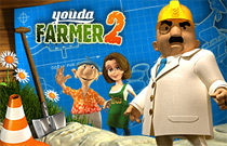 Download en speel Youda Farmer 2: Save the VillageOnline