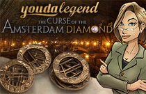 Download en speel Youda Legend: The Curse of the Amsterdam DiamondOnline