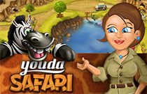 Download en speel Youda Safari