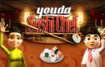 Download en speel Youda Sushi Chef