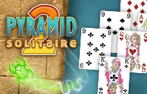 Download en speel Pyramid Solitaire 2Online