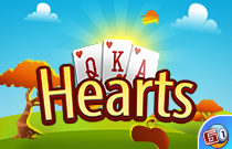 Download en speel HeartsOnline