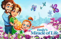 Download en speel Delicious Emily's Miracle of Life