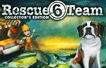 Download en speel Rescue Team 6 Collector's Edition