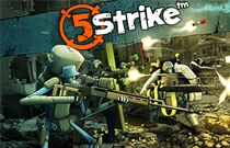Download en speel 5 StrikeOnline