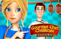 Download and play Gourmet Chef Challenge Around the World