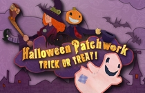 Download en speel Halloween Patchwork Trick or Treat