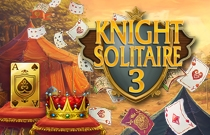 Download en speel Knight Solitaire 3