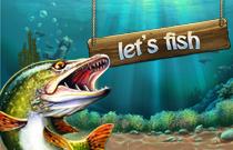 Download en speel Let's FishOnline
