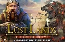 Download en speel Lost Lands The Four Horsemen CE