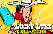 Download en speel Lucky Luke Shoot and Hit