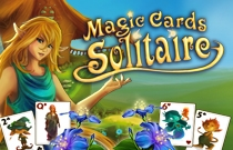 Download en speel Magic Cards Solitaire