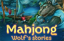 Download and play Mahjong: Wolf's StoriesOnline