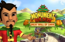 Download en speel Monument Builders Great Wall of China