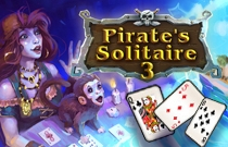 Download en speel Pirate Solitaire 3