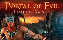 Download en speel Portal of Evil Stolen Runes
