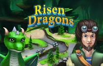 Download en speel Risen Dragons