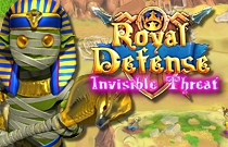 Download en speel Royal Defense - Invisible Threat