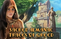 Download en speel Sacred Almanac Traces of Greed
