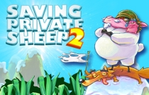 Download en speel Saving Private Sheep 2