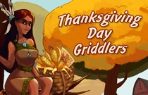Download and play Thanksgiving Day Griddlers