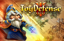 Download en speel Toy Defense 3 Fantasy