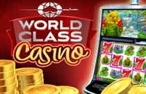 Download and play World Class CasinoOnline