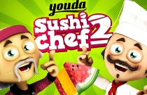 Download en speel Youda Sushi Chef 2Online