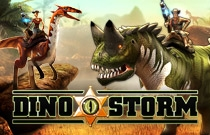 Download and play Dino StormOnline
