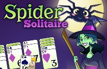 Download and play Spider Solitaire 2Online