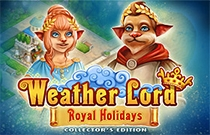Download and play Weather Lord: Royal Holidays Collectors Edition