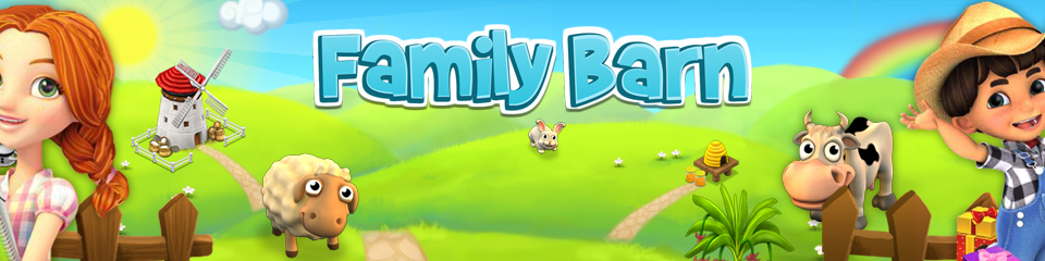 Family Barn - Play online for free | Youdagames com