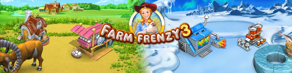 Farm Frenzy 3 - Download and play on PC   Youdagames com