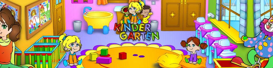 Kinder Online Games