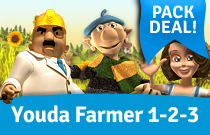 Download and play Youda Farmer Pack
