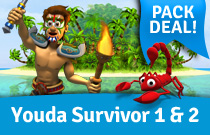 Download and play Youda Survivor PackOnline